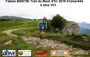 TRAIL DU MONT D'OR